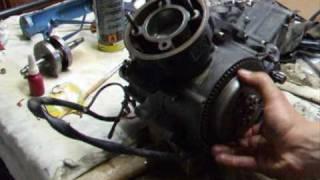 come smontare il motore minarelli am5 5 5