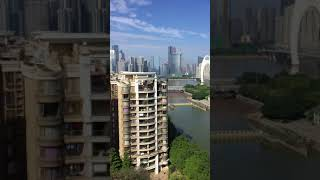 Gambar cover Gorgeous view from Airbnb in Guangzhou China!