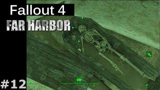 Fallout 4 [Far Harbor DLC] #12 - Что ты наделал ДиМА (Воспоминание 1-2)