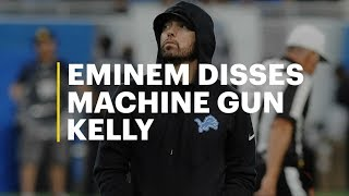 Eminem Disses Machine Gun Kelly