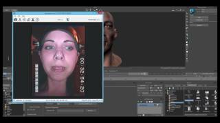 Streaming Data from Live Server 2.5 into Live Client for Motionbuilder