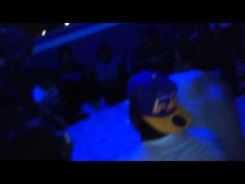 Batalla de popping  Bruckgaaloo vs Popping guayaquil 2016