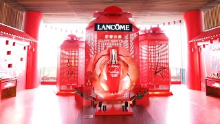 Lancôme CNY 2021 at Hainan Sanya Edition Hotel