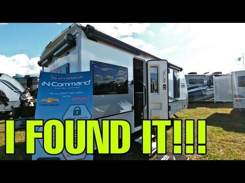 I FOUND IT! The Lance Travel Trailer RV That Everyone Asked About! Lance 2075 Non Slide