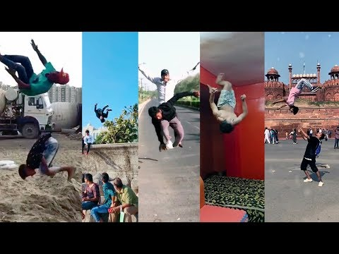 Tik Tok Stunts Dangerous Videos Collections Parat2