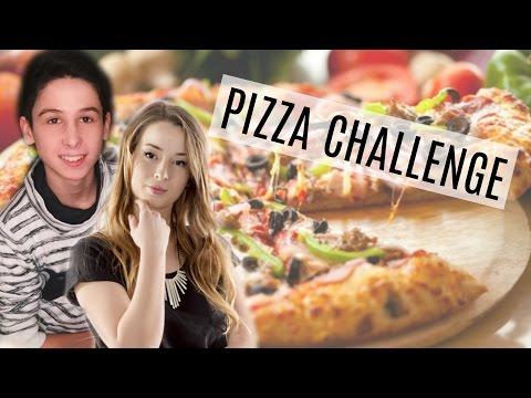 Pizza Challenge z Bartkiem | Sylwia Lipka