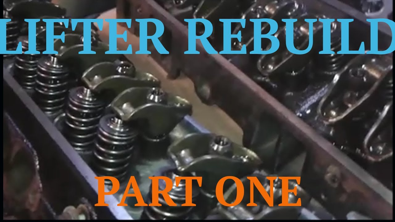 Lifters Part 1- Repair Stuck Hydraulic Lifters (with an Alternative $2 tool)