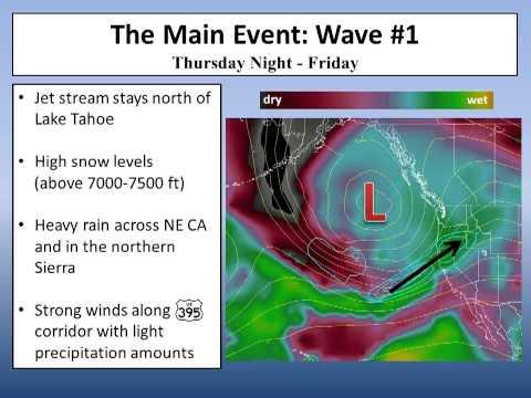 NWS Reno - Nov. 27, 2012 - Winter Storm Briefing