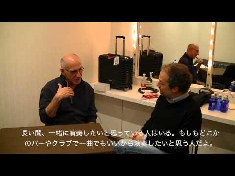 ラリー・カールトン来日インタビュー( Larry Carlton Interview)