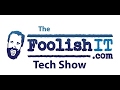 Foolish Tech Show 1702-08 (Random Recent News)