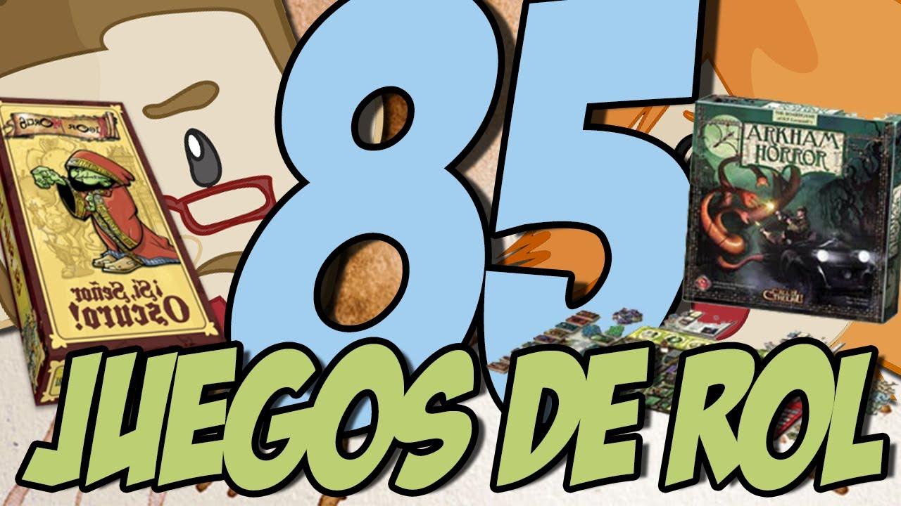 Top Juegos De Rol De Cartas Y De Mesa Son Como Videojuegos Pero Sin