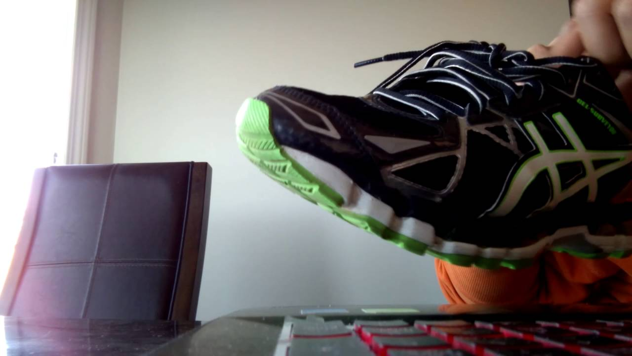 Asics Gel Surveyor 3 Men's Running Shoes Review! YouTube