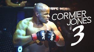 Cormier Jones Trilogy - The Gamble of a Lifetime for DC