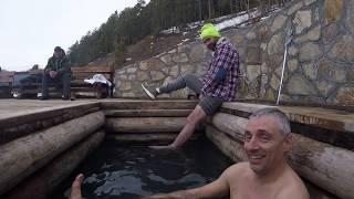 Хороший клев Омуля утром. Рыбалка на Байкале.