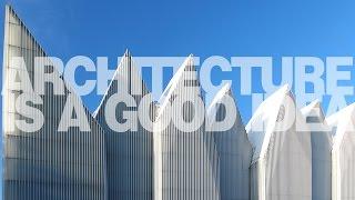 Filharmonia w Szczecinie: najpiękniejszy budynek Europy | Architecture is a good idea