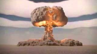 Tsar Biggest Nuclear Bomb Ever Hydrogen Gas!