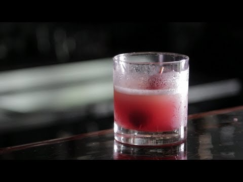 How To Make A Framboise Fizz | Framboise Fizz Cocktail Recipe | Allrecipes.com