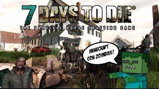 7 DAYS TO DIE TEMPORADA 4 CAP.9 - VISITANDO LA ESCUELA Y LA COMISARIA!