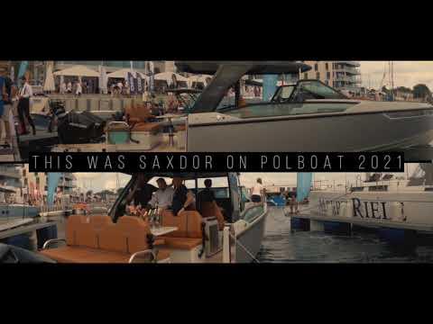 Saxdor Shipyard attended Poland Yachting Festival