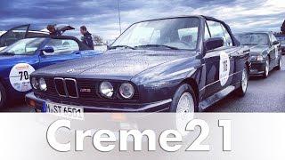 Creme21 2015: Die größte Youngtimer Rallye Europas | Oltimer | Auto | Deutsch