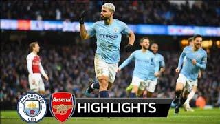Manchester City vs Arsenal- 3−1 - ΕΧΤΕNDЕD МАТСH HΙGΗLΙGΗTЅ - 2019