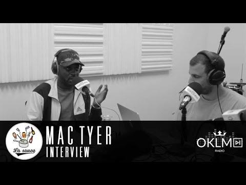 MAC TYER - #LaSauce sur OKLM Radio 19/04/2017