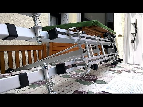 Fahrrad Deichselträger | Wohnwagen