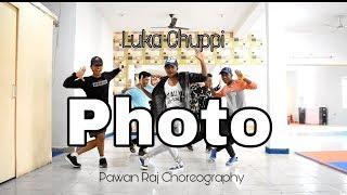 Photo dance cover | Luka Chuppi | Pawan Raj Dance Choreography
