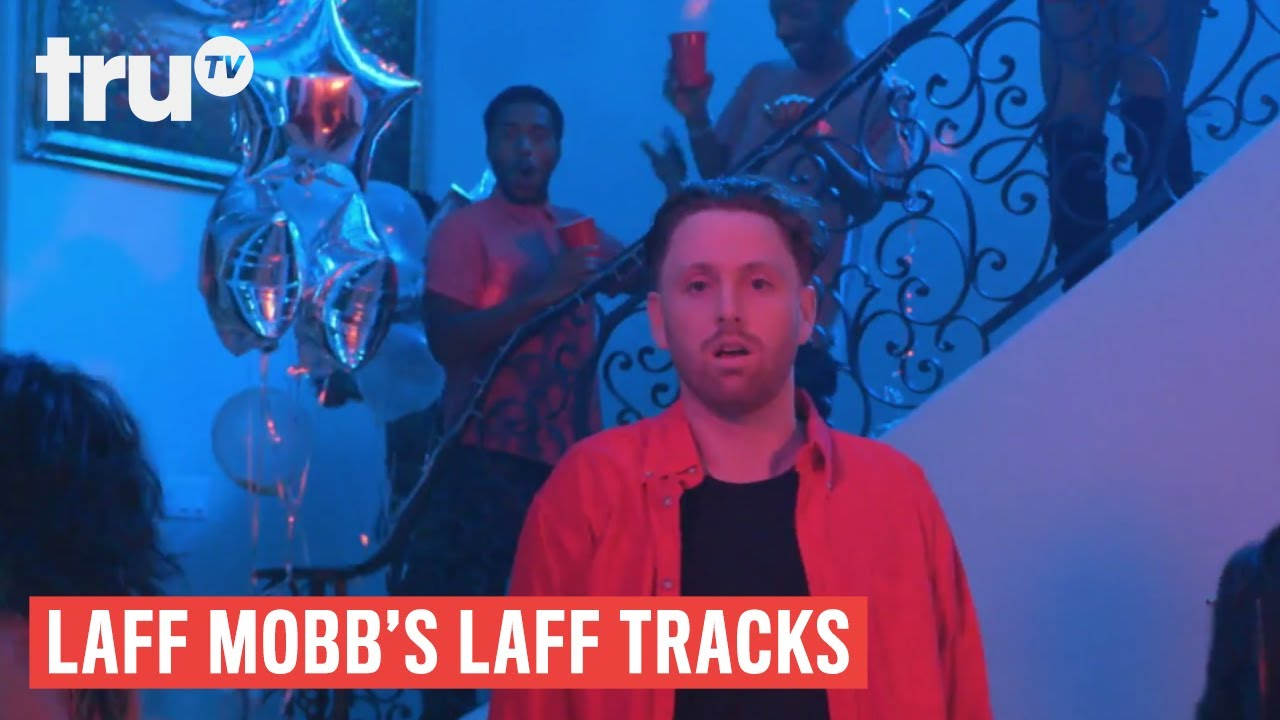 Laff Mobb's Laff Tracks - Mansion Party and Gucci Boots ft. Steven Briggs   truTV