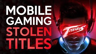 Mobile Gaming Consequences - A Den of Thieves - Cyberpunk 2077 Ripoff