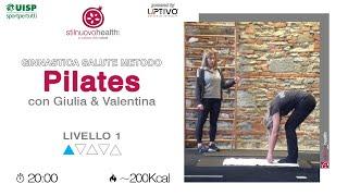 Ginnastica Salute Metodo Pilates - Livello 1 - 1