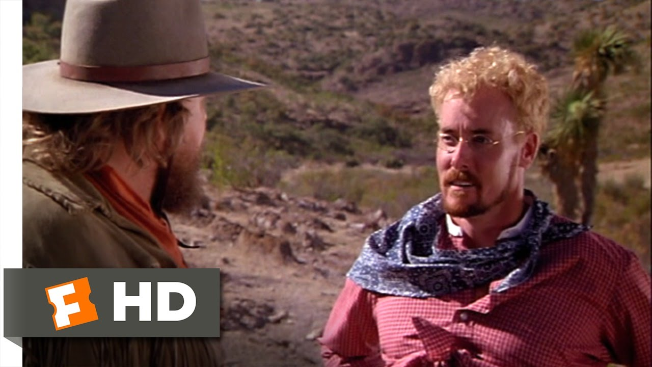 Wagons East (8/12) Movie CLIP - Indian Country (1994) HD ...