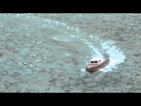 Hong Kong - Victoria Park Remote Control Boat Pool HD (2015)