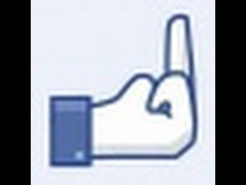 Middle Finger Icon On Facebook Chat Tutorial