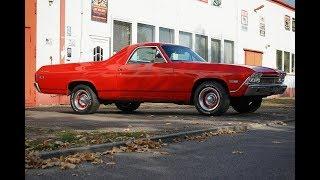 1968 Chevrolet el Camino I V8 327cui