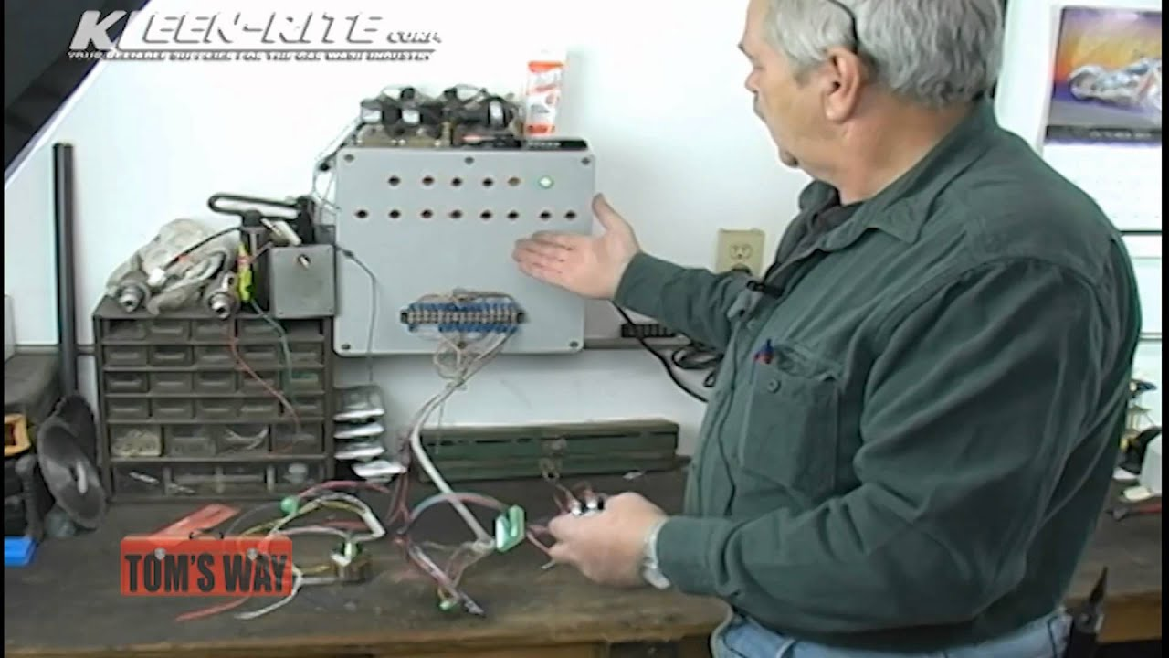 rotary switches 101 kleen rite youtube rh youtube com 1994 Club Car Wiring Diagram Club Car Light Wiring
