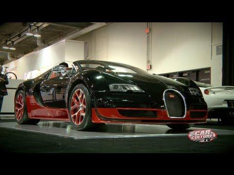 Bugatti Veyron ~ Auto And Truck Show ~ Calgary, Alberta ~ Vehicles And Violins Gala
