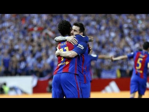 Fc Barçelona : ' Goal & Skills ' 2016/2017 thumbnail