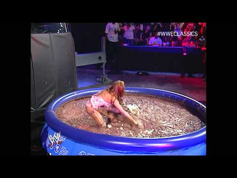 Candice vs. Melina (Pudding Match) - June 3, 2007 from YouTube · Duration:  6 minutes 10 seconds