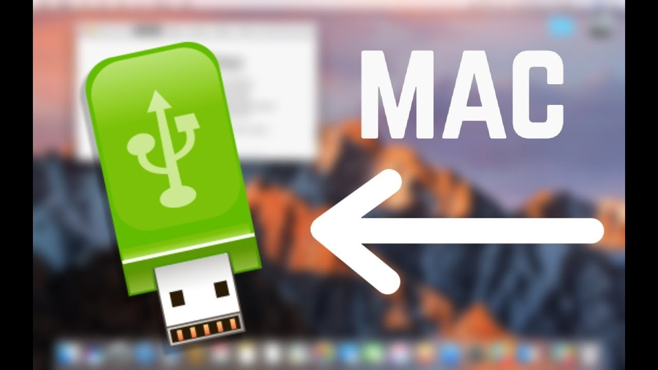 How To Format USB Flash Drive On A Mac (2018)