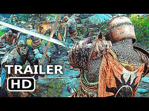 PS4 - For Honor: New content Trailer (2018)