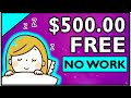 Lazy Way To Earn $500+ Today For FREE! (Worldwide) - Make Money Online | Branson Tay