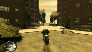 GTA4 Triple Backflip - SPRUNK!