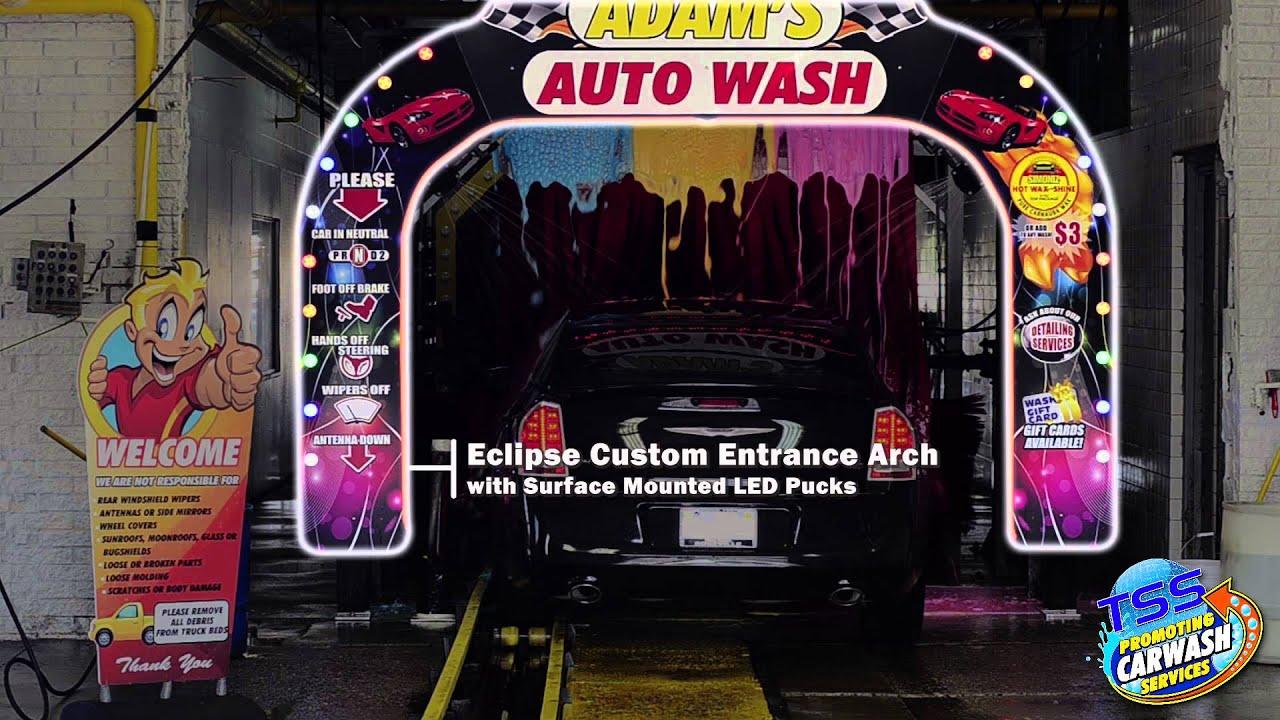 Tss Car Wash Mr Adams Carwash Youtube