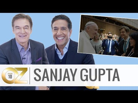 Dr. Oz and Dr. Sanjay Gupta Share What They Learned From Their Favorite Travel Spots
