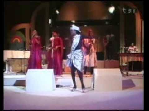 Manu Dibango  Soul Makossa Live 1983    YouTube