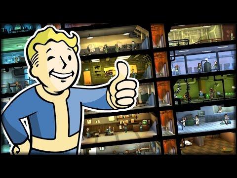 Fallout Shelter - Best Vault