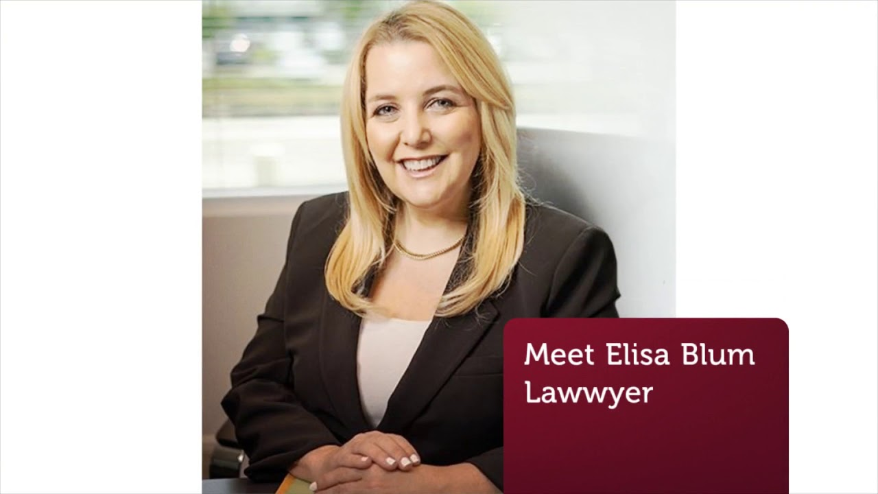 Law Office of Elisa Blum : Divorce Lawyer in Downey