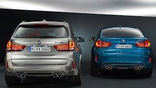 BMW X5 M / X6 M (2015)
