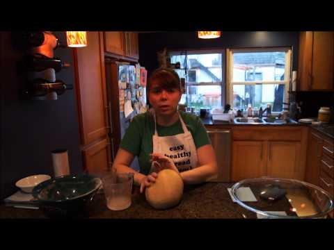 Oatmeal Whole Grain Bread - EasyHealthyBread.com Episode 11